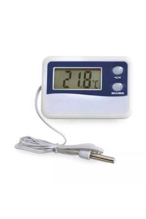 Termômetro Digital com Máxima e Mínima Incoterm