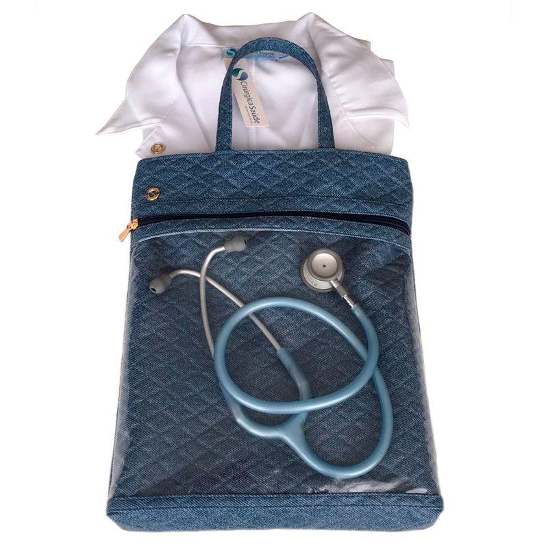 Porta-Jaleco-Esteto-Azul-Material-Sintetico