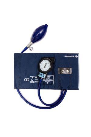 Aparelho De Pressão Adulto Nylon Metal Azul BIC