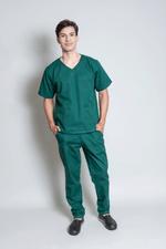 conjunto-pijama-cirurgico-masculino-brim-leve-verde-escuro-3