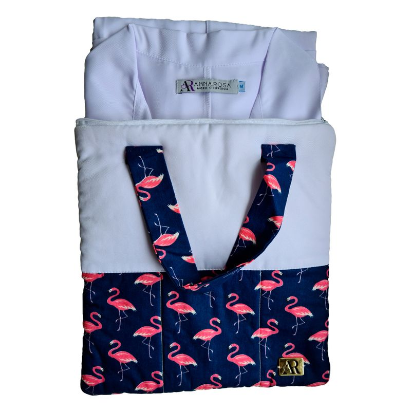porta-jaleco-tricoline-gabardine-flamingos-32cmx32cm-2