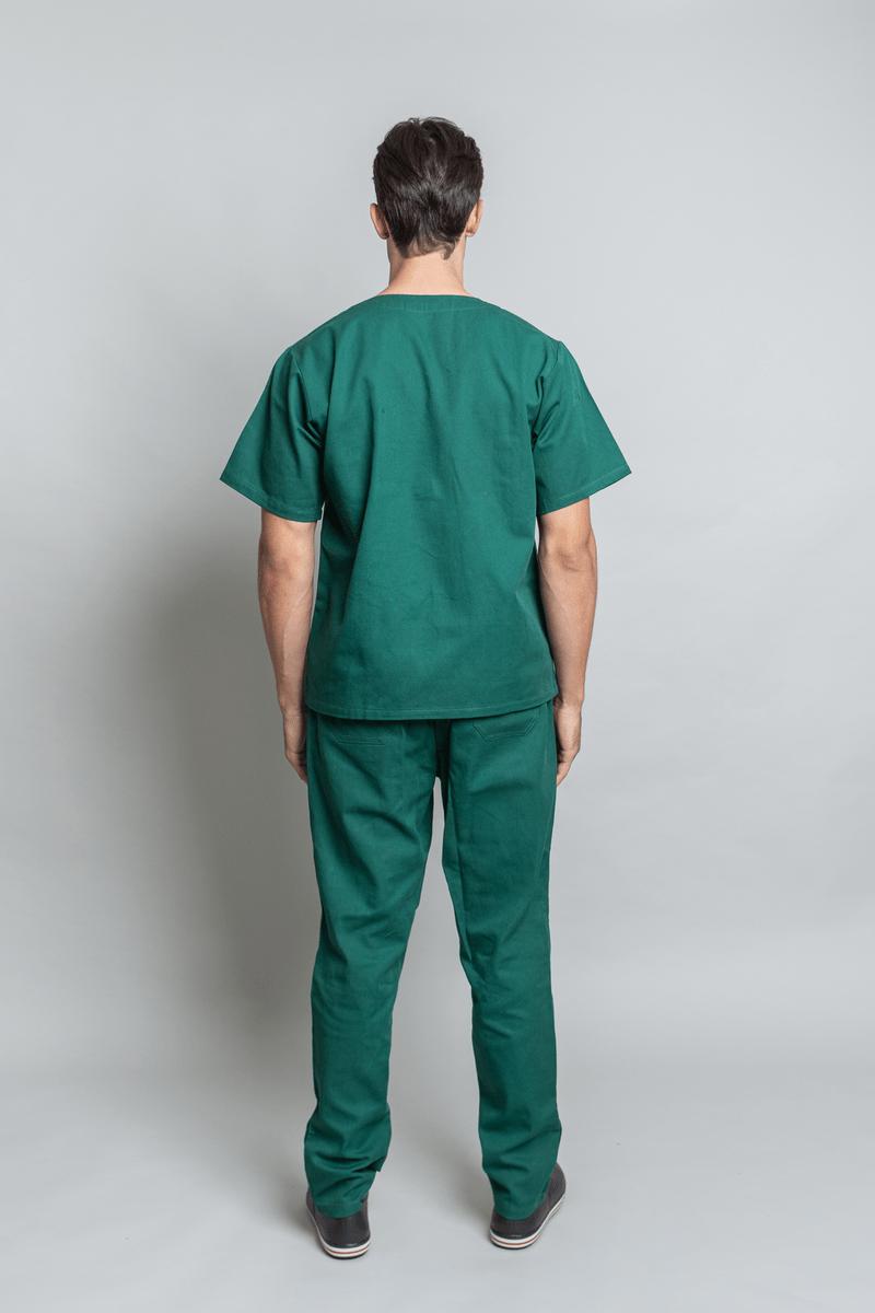 conjunto-pijama-cirurgico-masculino-brim-leve-verde-escuro-4