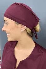 gorro-cirurgico-feminino-sarja-vinho-2