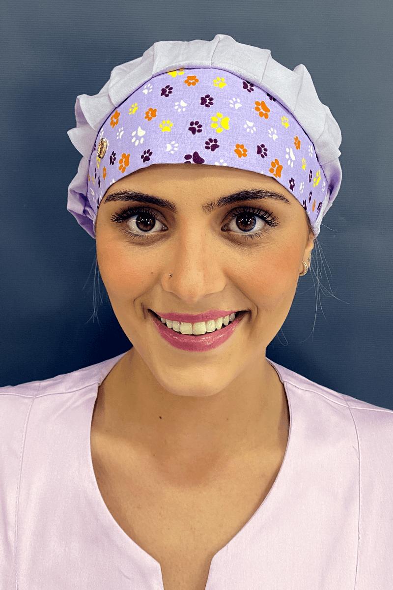 touca-cirurgica-feminina-tricoline-lilas-patinhas-1